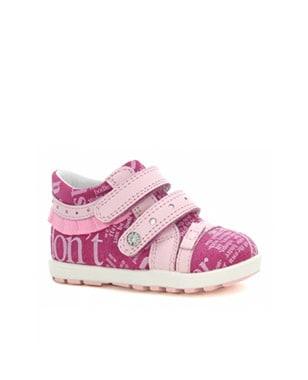 Mini first steps BARTEK W-11733-5/V10, dla dziewcząt, różowy W-11733-5/V10