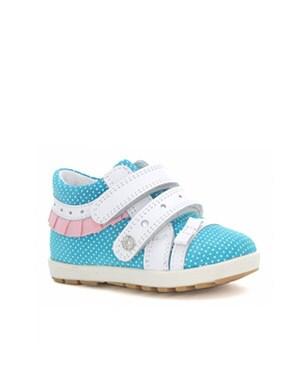 Mini first steps BARTEK W-11733-5/V19, dla dziewcząt, błękitny W-11733-5/V19