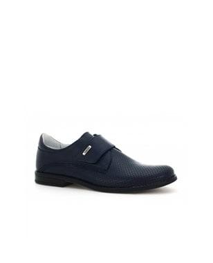 Formálne topánky Bartek W-45565B/SZ/N3