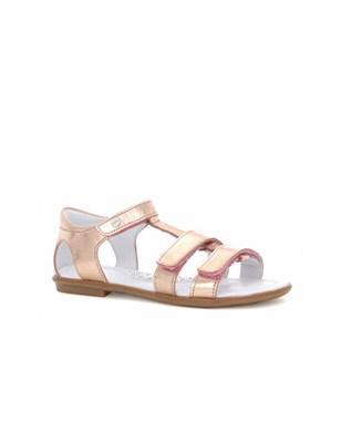 Sandały BARTEK W-59016/NRG, dla dziewcząt, różowo-złoty W-59016/NRG
