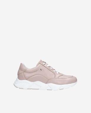 Elegantní a pohodlné botasky dámské z pravé kůže 9406-54
