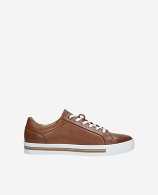 Jemne hnedá dámska športová obuv, ktorú budete milovať 46019-53