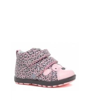 Mini first steps BARTEK W-71734/RAS, dla dziewcząt, różowy W-71734/RAS