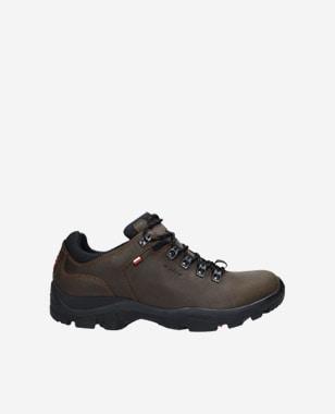 Kožená pánska športová obuv pre náročných 9377-92