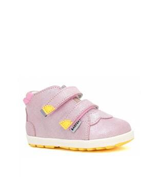 Mini first steps BARTEK W-71176/GL1, dla dziewcząt,  jasno różowy W-71176/GL1