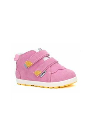 Mini first steps BARTEK W-71176/SPK, dla dziewcząt, różowy W-71176/SPK