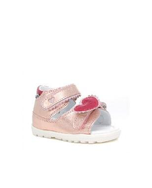 Mini first steps BARTEK W-71181/NRG, dla dziewcząt, różowo-złoty W-71181/NRG
