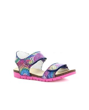Sandały BARTEK T-16183/1PJ, dla dziewcząt, wielokolorowy T-16183/1PJ