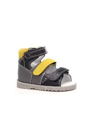 Profilaktyczne BARTEK 81804/0-66E, dla chłopców, czarno-żółty 81804/0-66E