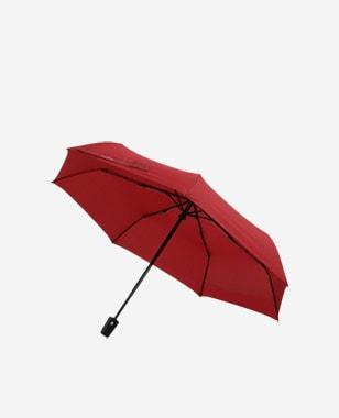 Bordowy parasol - pełny automat 96702-15