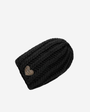Czarna czapka FLOW EXPERIENCE K001007-11