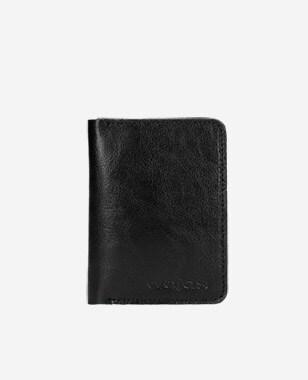 Czarny portfel męski ze skóry licowej 91039-51