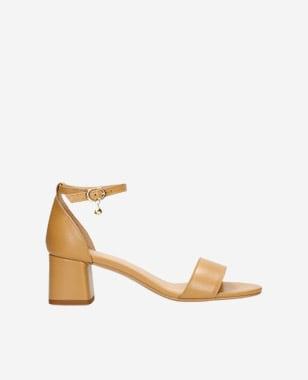 Kožené sandále dámske na príjemné letné dni 76051-52