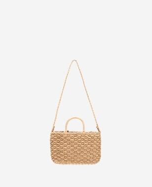 WJS rattanowa torebka damska w stylu boho WJS76023-63