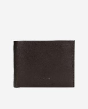 Hnedá pánska kožená peňaženka, ktorá Vám dodá nádych luxusu 91003-52