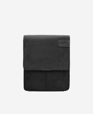 Czarna torba męska listonoszka 80043-91