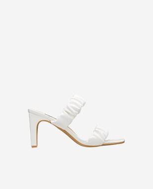 WJS białe klapki damskie idealne na lato WJS71021-59