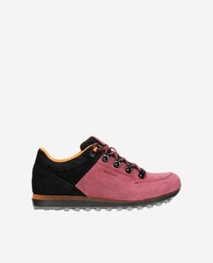 Ružové dámske sneakersy na výlety do mesta aj do lesa 46083-95