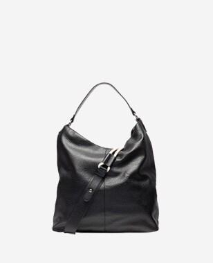 WJS czarna pojemna torebka damska WJS76004-51