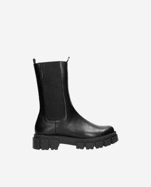 Dámske členkové topánky 55117-51