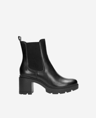 Dámske členkové topánky 55109-51